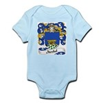 Marchal Family Crest Infant Creeper