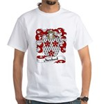 Marchand Family Crest White T-Shirt
