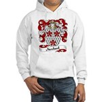 Marchand Family Crest Hooded Sweatshirt