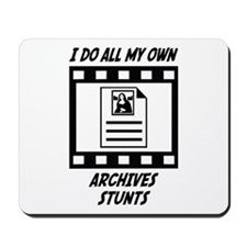 Archives Stunts Mousepad