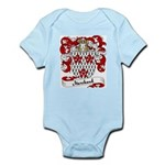 Marchand Family Crest Infant Creeper