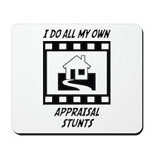 Appraisal Stunts Mousepad