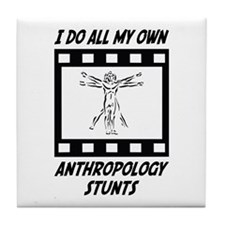 Anthropology Stunts Tile Coaster