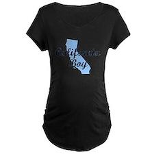 California Boy shirt baby clothes tee shirt Matern