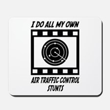 Air Traffic Control Stunts Mousepad