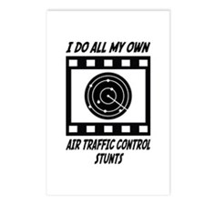Air Traffic Control Stunts Postcards (Package of 8