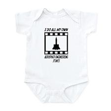 Aerospace Engineering Stunts Infant Bodysuit