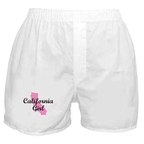 CALIFORNIA GIRL SHIRT BABY CL Boxer Shorts