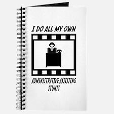 Administrative Assisting Stunts Journal
