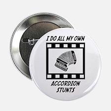 "Accordion Stunts 2.25"" Button"
