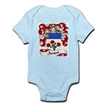 Marquet Family Crest Infant Creeper