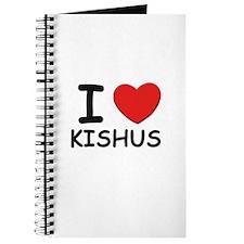 I love KISHUS Journal
