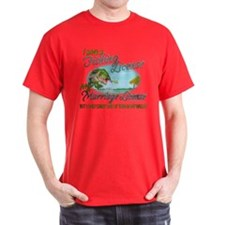 > Fishing - Marriage - License T-Shirt