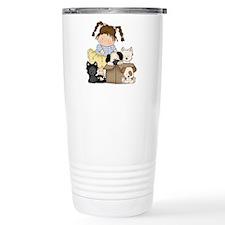 Puppy Dog Friends Travel Mug