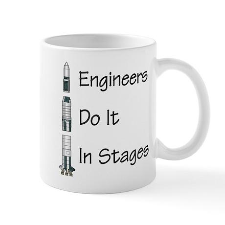 Engineer stages Mug