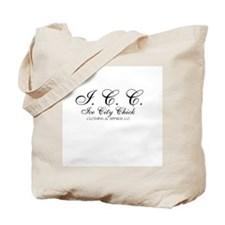 Ice City Chick Tote Bag