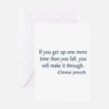 Get Up Greeting Cards (Pk of 10)