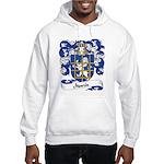 Maurin Family Crest Hooded Sweatshirt