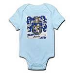 Maurin Family Crest Infant Creeper