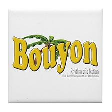 Bouyon Tile Coaster