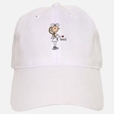 Girl I Love Tennis Cap