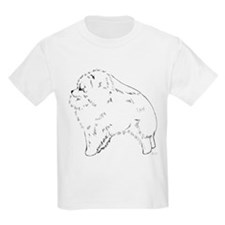 Pom Pup Profile T-Shirt