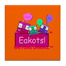 Eakots&#8482 Tile Coaster