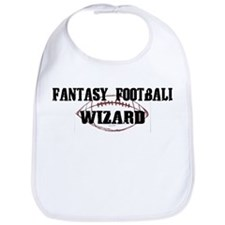 Fantasy Football Wizard Bib