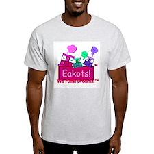 Eakots&#8482 Ash Grey T-Shirt