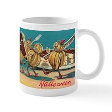 Halloween Pumpkins Mug