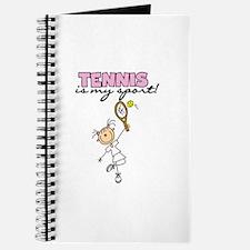 Tennis is my Sport Journal