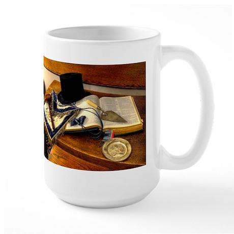 Worshipful Master Large Mug