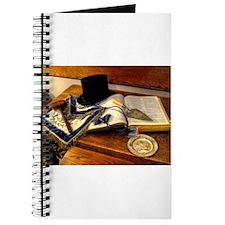Worshipful Master Journal