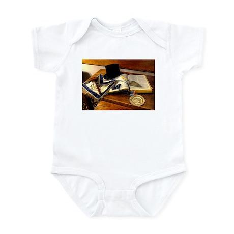 Worshipful Master Infant Bodysuit