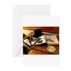 Worshipful Master Greeting Cards (Pk of 20)