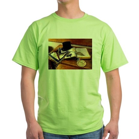 Worshipful Master Green T-Shirt