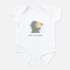 New Age Wisdom Gifts Infant Bodysuit