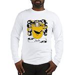 Merle Family Crest Long Sleeve T-Shirt