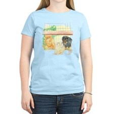 Poms in Yard T-Shirt