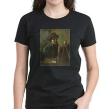Self Portrait with Easel Tee