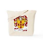 Meunier Family Crest Tote Bag