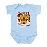 Meunier Family Crest Infant Creeper