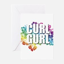 CurlGurl Greeting Cards (Pk of 20)