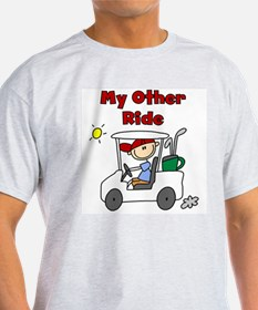 Golf My Other Ride T-Shirt