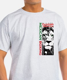 Mexican Boxing Lion T-Shirt