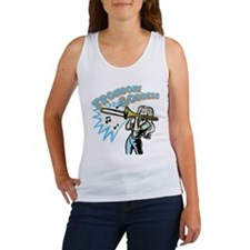 Trombone Goddess Women's Tank Top