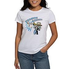 Women's Trombone Goddess Shirt