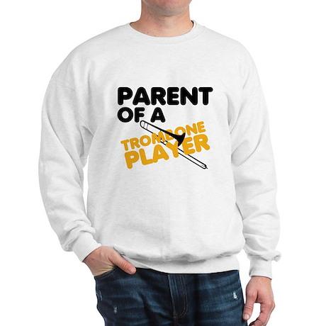 Trombone Parent Sweatshirt
