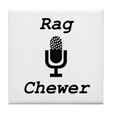 Rag Chewer Tile Coaster