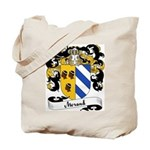 Morand Family Crest Tote Bag